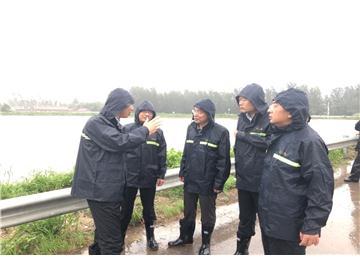 淄博保险业众志成城,坚决打赢抗洪救灾攻坚战