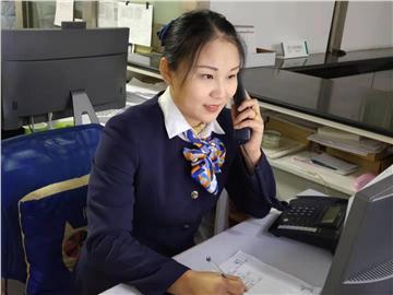 【员工风采】愿做客户的贴心人
